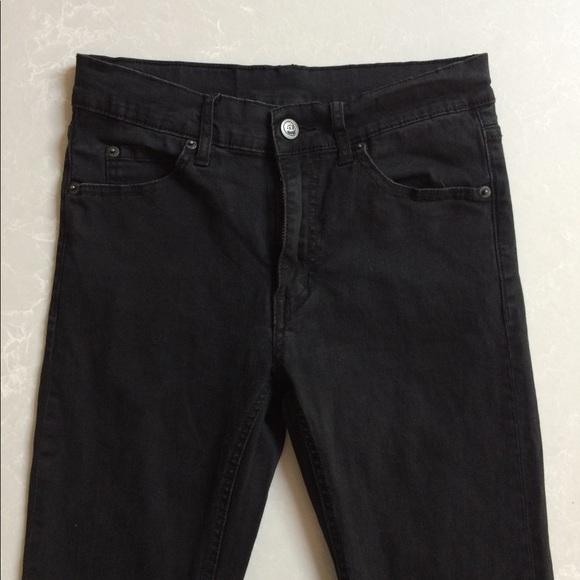 Cheap Monday Denim - Cheap Monday Tight Stretch Black Skinny Jeans